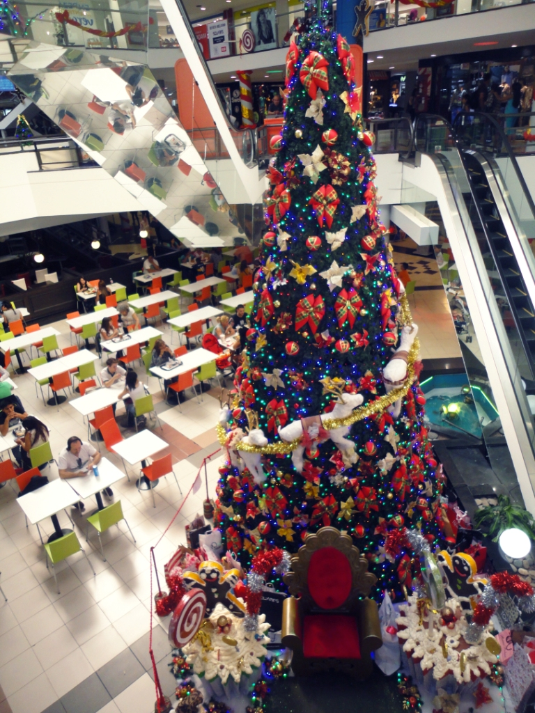 deco navidad 2015 023 plaza liniers shopping