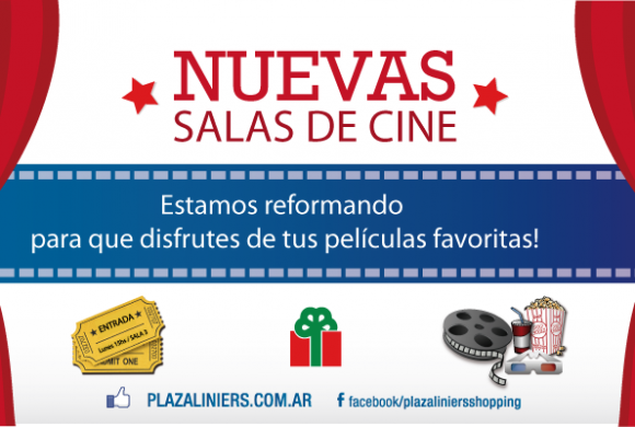 CINES: ESTAMOS RENOVANDO