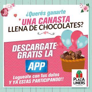 DÍA DE LA MADRE: ¿querés ganarte una canasta de chocolates?