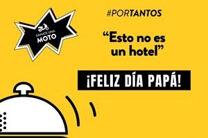 ¡GANATE UNA MOTO! #DIADELPADRE