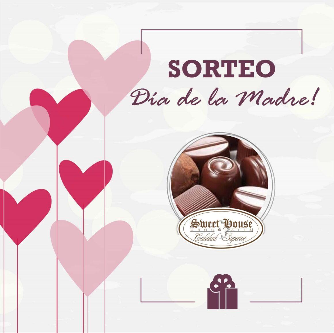 DIA DE LA MADRE: ¡GANATE UNA CANASTA DE CHOCOLATES!